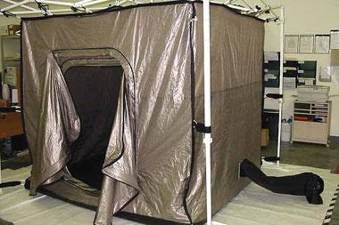 RF / EMI Shielding Enclosures & Tents - Manufacturer in India